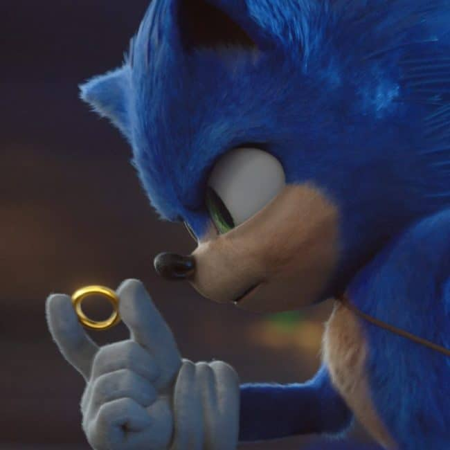 Sonic The Hedgehog Movie Quotes No Sonic The Rock Is Not President