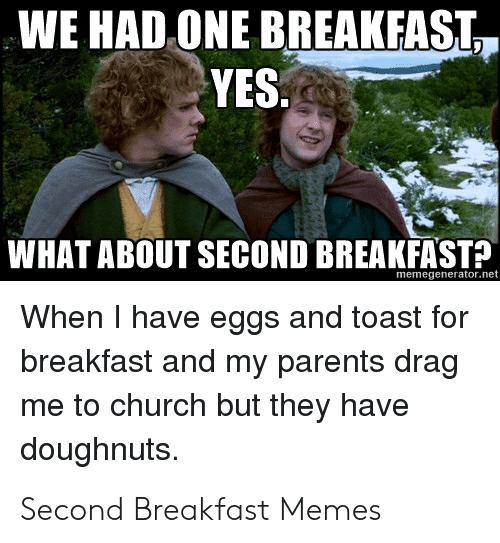 easter eggs in onward: second breakfast