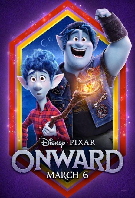Pixar Onward easter eggs