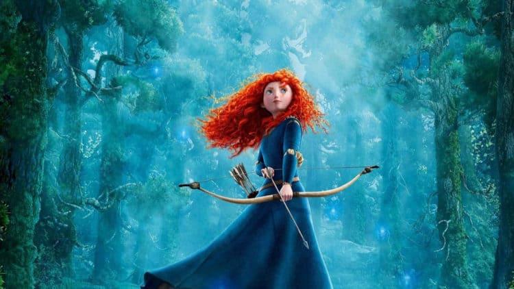 Brave is a Pixar easter egg in onward