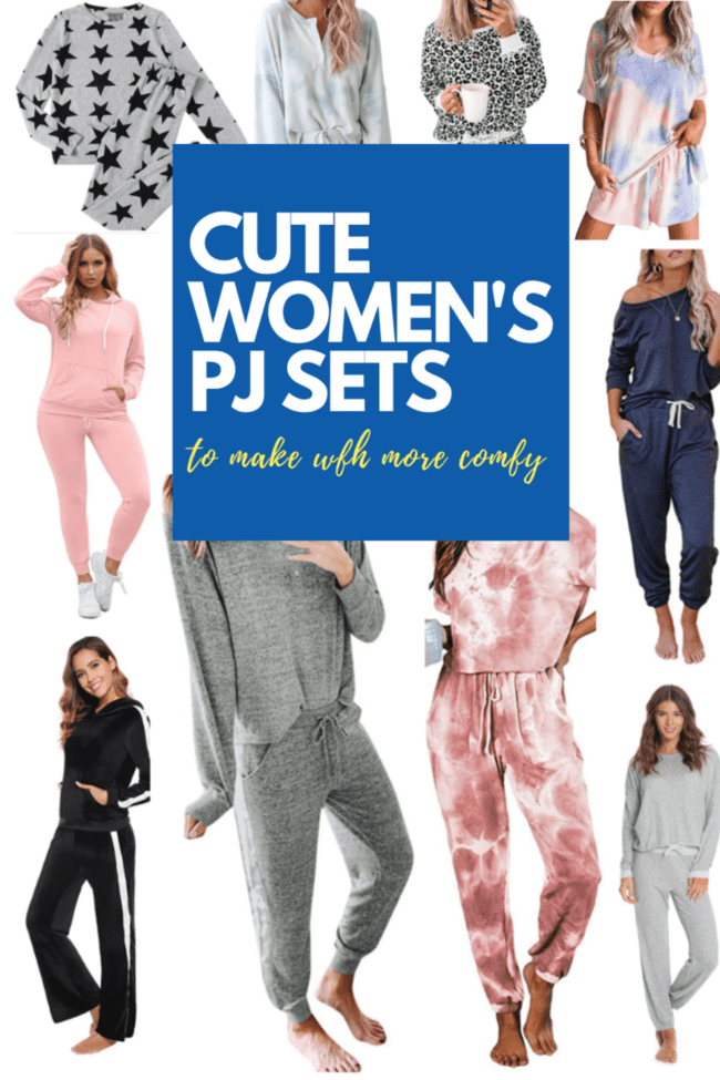 top 10 Adorable women's pj sets and loungewear sets