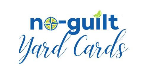 no-guilt yard cards Springfield, VA