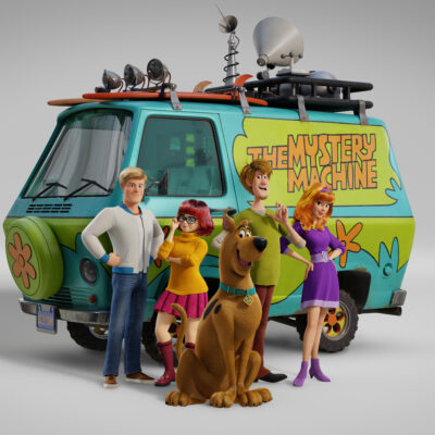 Rut-Roh, SCOOB! Have a Family Movie Night