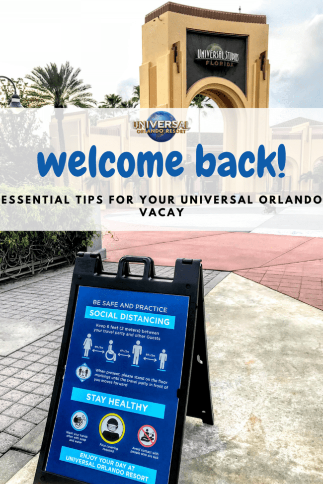 Essential tips for your next Universal Orlando vacation!