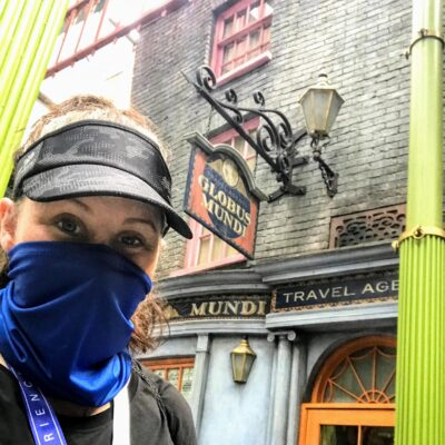Universal Orlando Updates Mask Policy