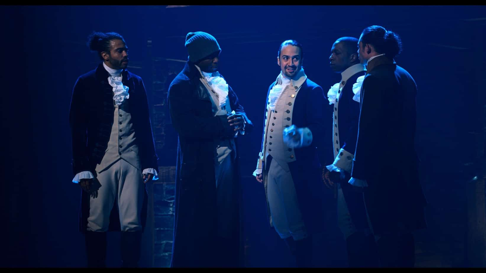 about hamilton the musical