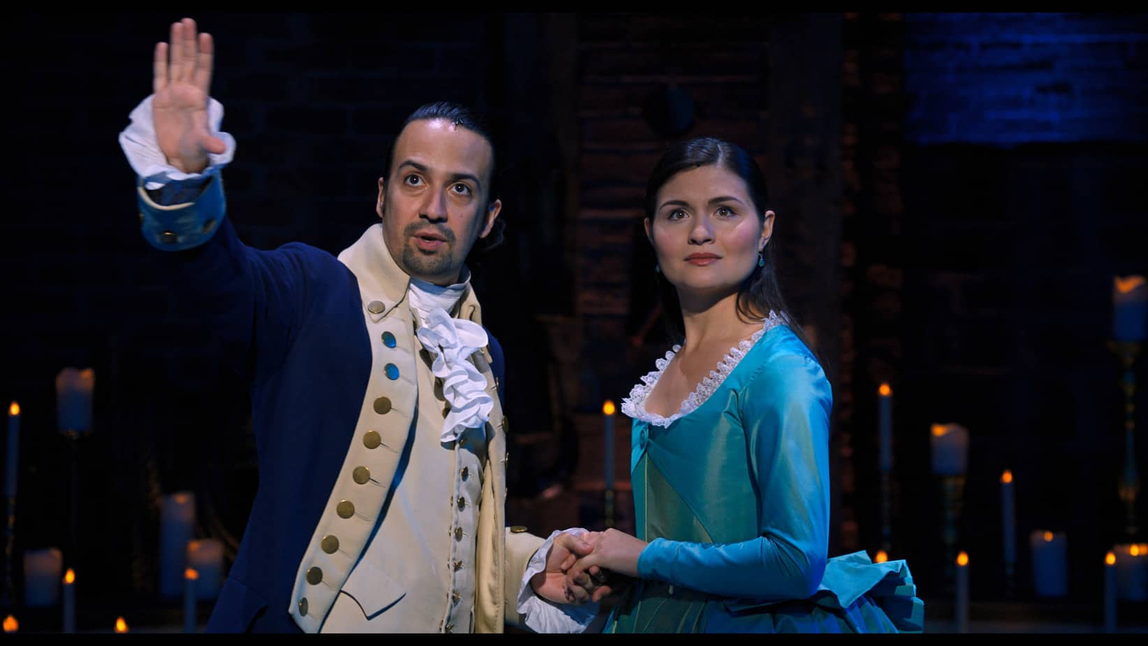 download playbill from Hamilton