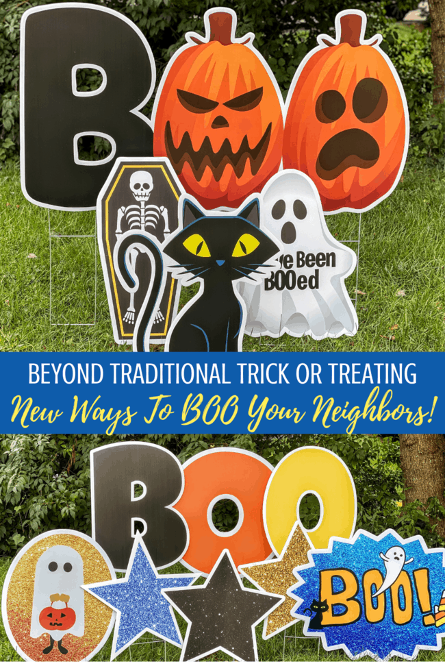 halloween parade ideas yard card greetings for holidays