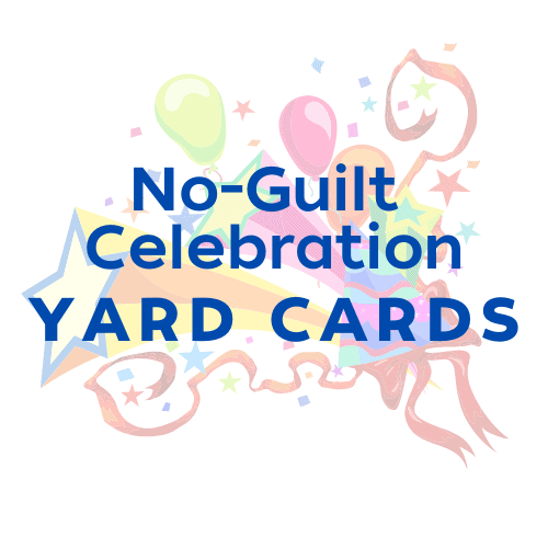 birthday yard letters and yard cards in celebration florida