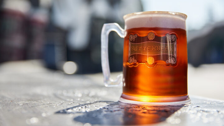 Butterbeer Coming To CityWalk at Universal Studios Hollywood
