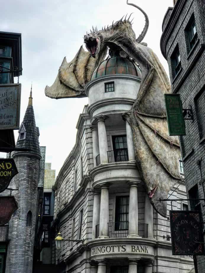 diagon alley dragon universal orlando black friday sale