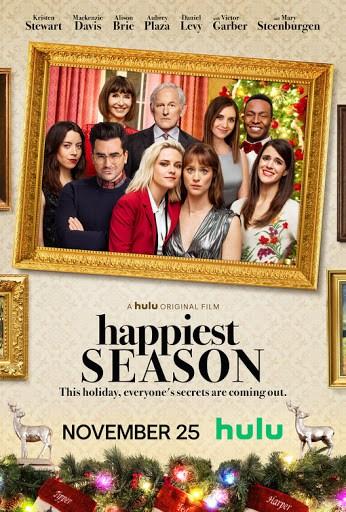 happiest season on hulu poster