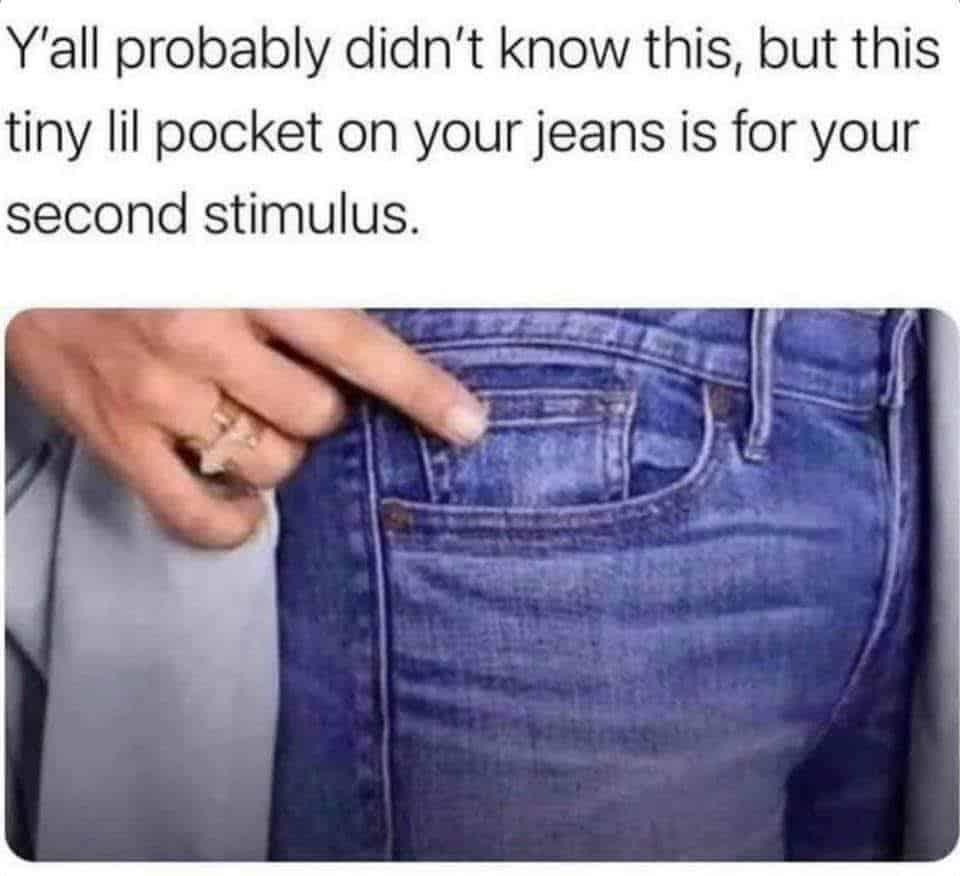 2nd stimulus memes