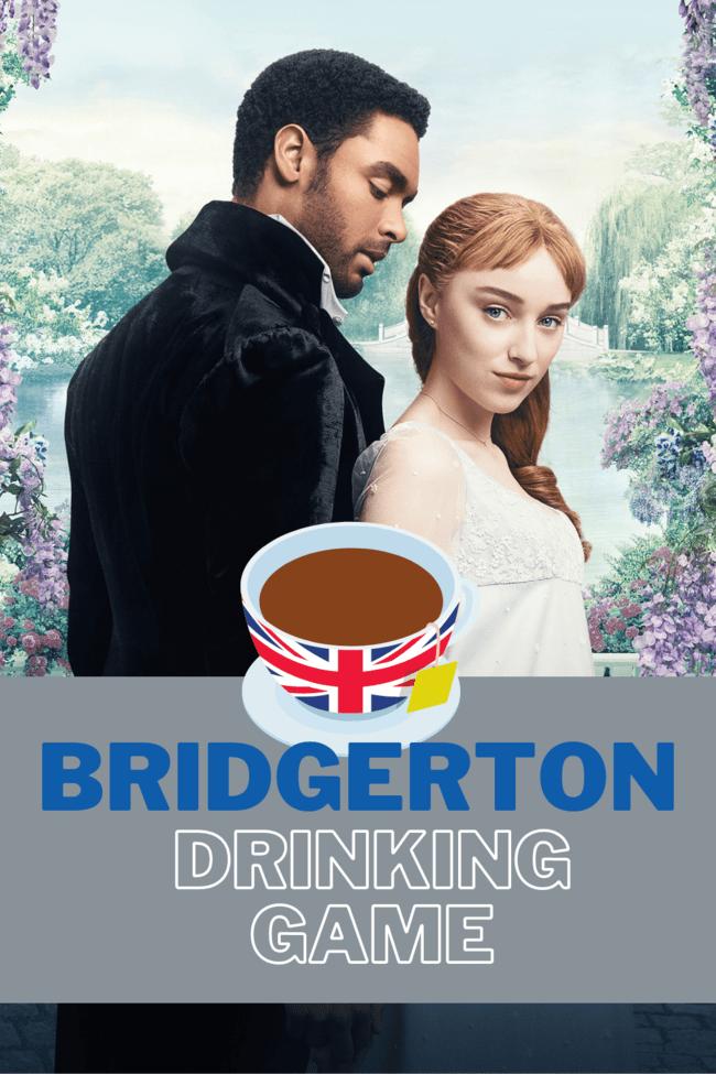 Bridgerton Drinking Game rules