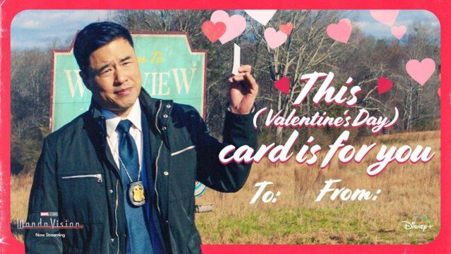 wandavision valentines memes Woo