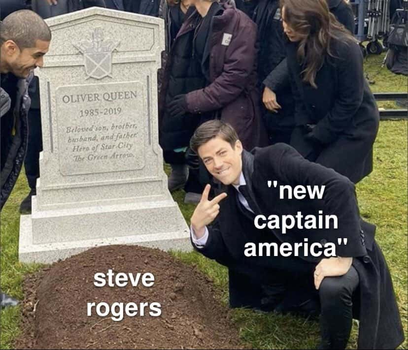 new captain america falcon and winter soldier memes