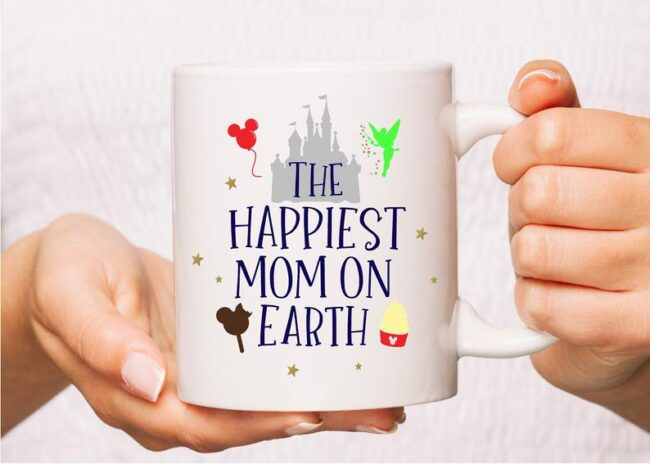 Happiest Mom on Earth Mother's day gifts 2021