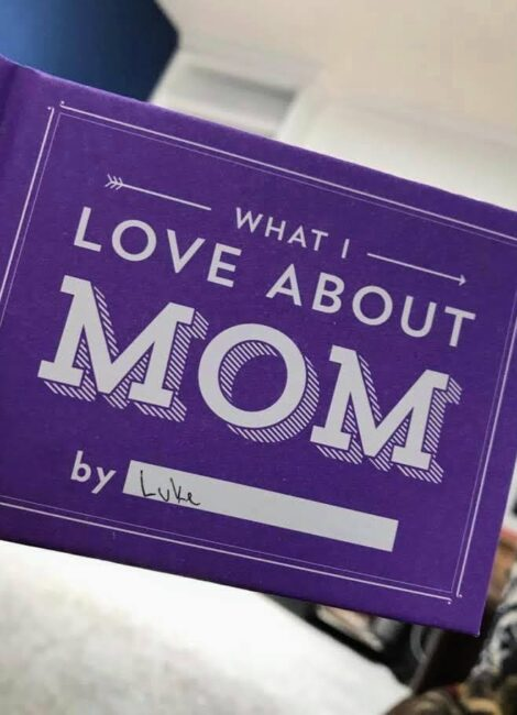love about mom mothers day gift ideas