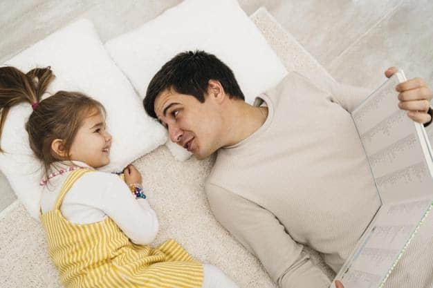 Daddy-Daughter Activities For Toddlers