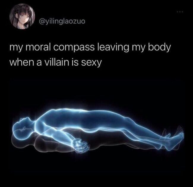 loki memes moral compass