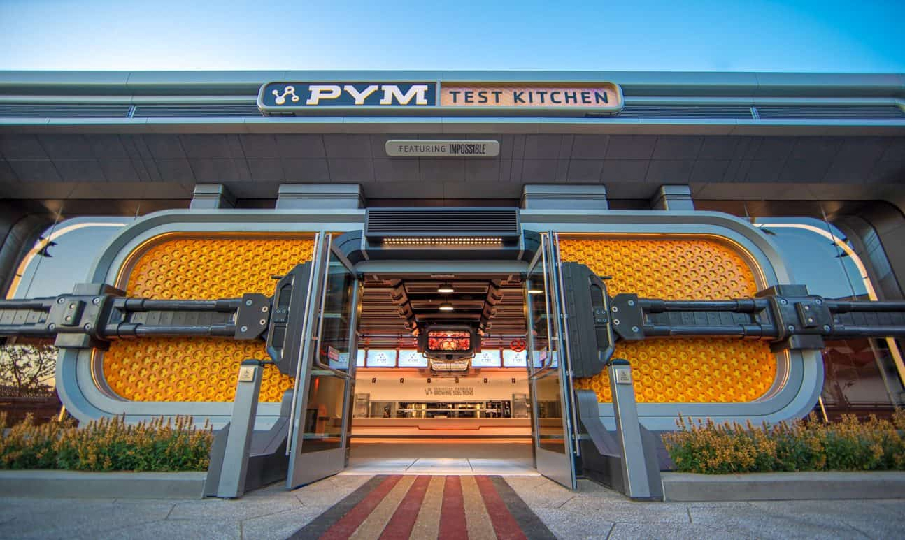easter eggs at avengers campus can be found in pyms test kitchen