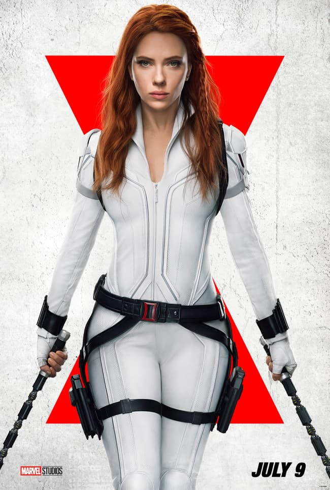 quotes from Black Widow Marvel movie