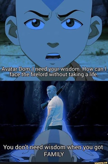 fast and furious family memes avatar