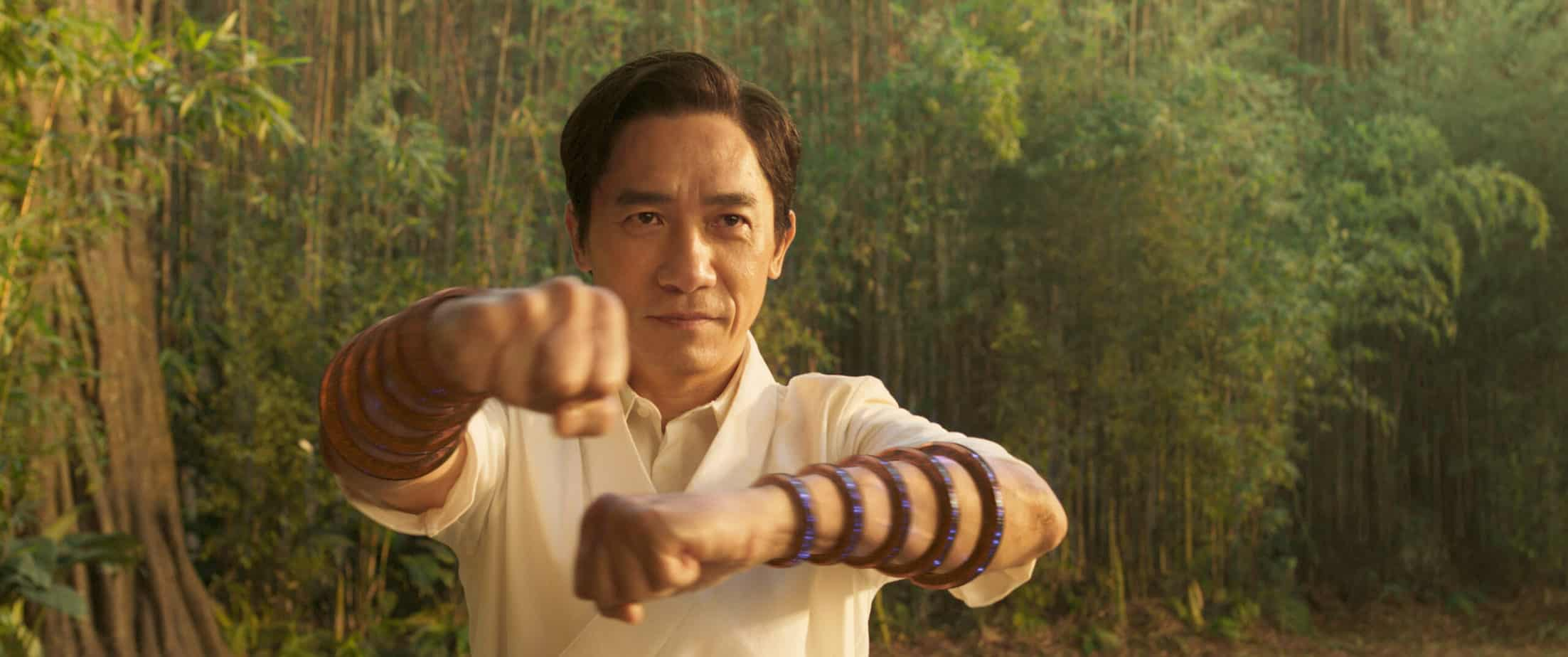 Wenwu quotes from Shang-Chi movie