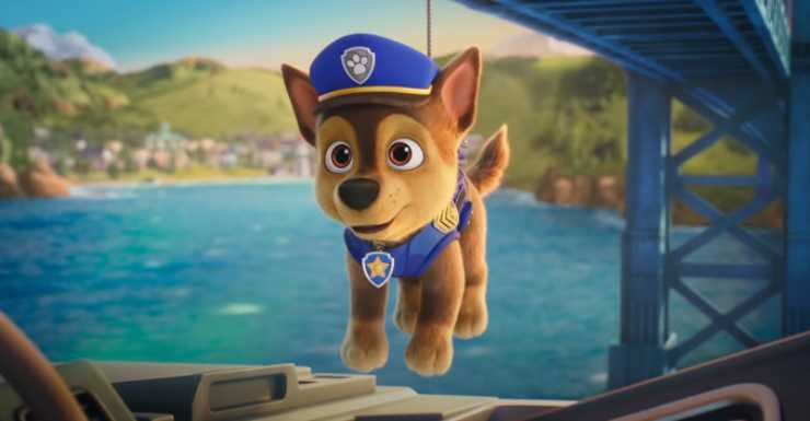 paw patrol the movie quotes and lines